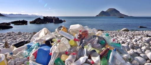 Plastikmüll  belastet die Meere zunehmend